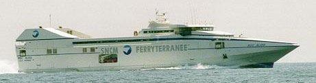 NGV Aliso en Mer - Photo V. Crevoisier